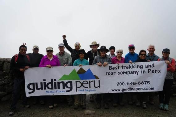 Guiding-Peru-Guests-Inca-Trail-March-2017
